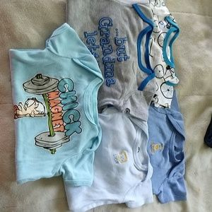Other - Set of 5 onesies